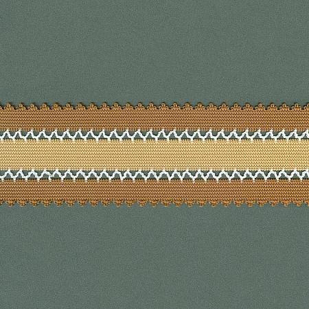 ELASTICO MEGAN 5,5cm TONS TERROSOS