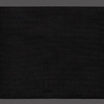 ELÁSTICO LISO 17,8cm PRETO