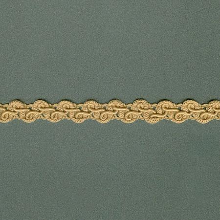 PASSAMANARIA GRACE 1,2cm BEGE
