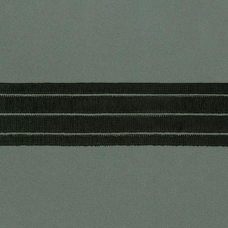 ELASTICO THAIS CHENILLE 4,5cm PRETO