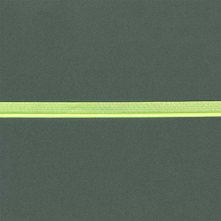 VIVO CROCHET 1,2cm AMARELO NEON