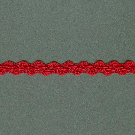PASSAMANARIA GRACE 1,2cm VERMELHO