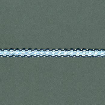 PASSAMANARIA ECO 1,4cm CRU/AZUL