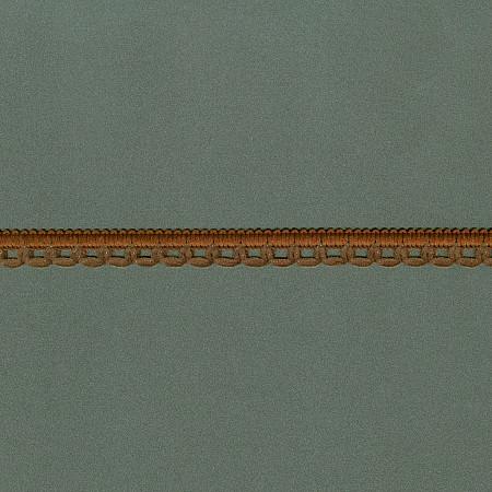 RENDA PICOT CHENILLE 1,3cm MARROM