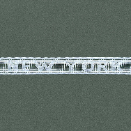 RENDA NEW YORK 2,4cm BRANCO