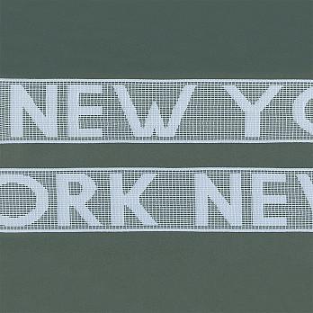 RENDA NEW YORK 6,4cm BRANCO