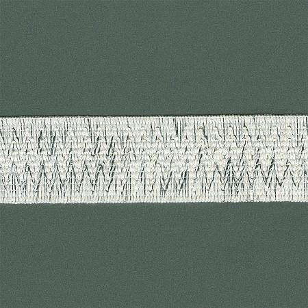 ELASTICO LINHO 4,5cm CRU/PRETO