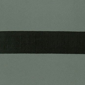ELASTICO CHENILLE 4,3cm PRETO