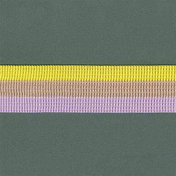 ELASTICO PREGA LISTRA 4,3cm MULTICOR