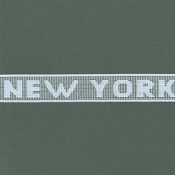 RENDA NEW YORK 3,4cm BRANCO