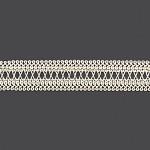 PASSAMANARIA CELINE 4,1cm CHAMPAGNE