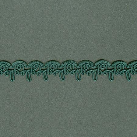 PASSAMANARIA AMELIA 1,5cm VERDE