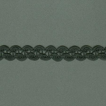 PASSAMANARIA AGNES 1,5cm PRETO