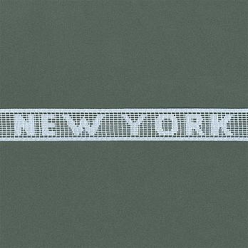 RENDA NEW YORK 2,4cm BRANCO