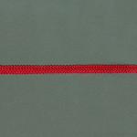 ESPIGA 1,1cm VERMELHO