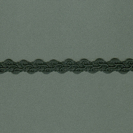 PASSAMANARIA GRACE 1,2cm PRETO