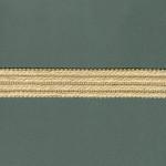 PASSAMANARIA 3,3cm BEGE/JUTA