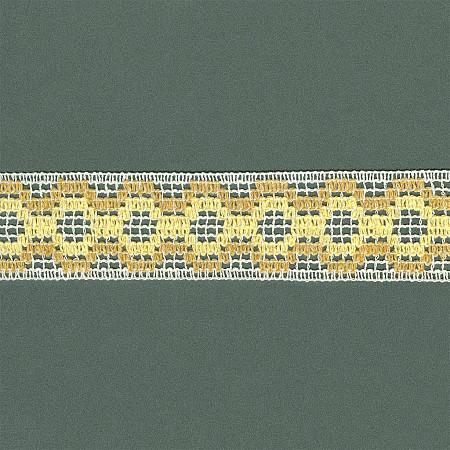 ENTREMEIO ECO 3,9cm CRU/AMARELO/MOSTARDA
