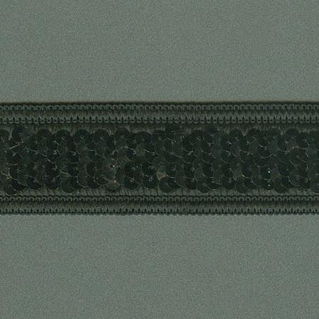 ELASTICO PAETE 3,8cm PRETO